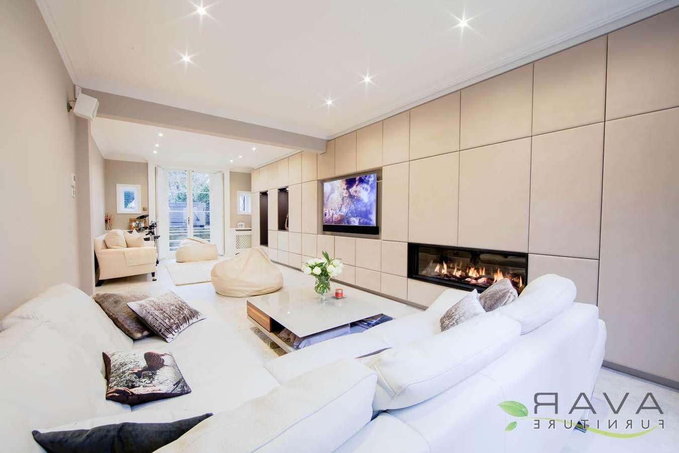 Ƹӝʒ Bespoke Tv/entertainment Units | North London, Uk | Avar Furniture Regarding Bespoke Tv Cabinets (View 15 of 20)
