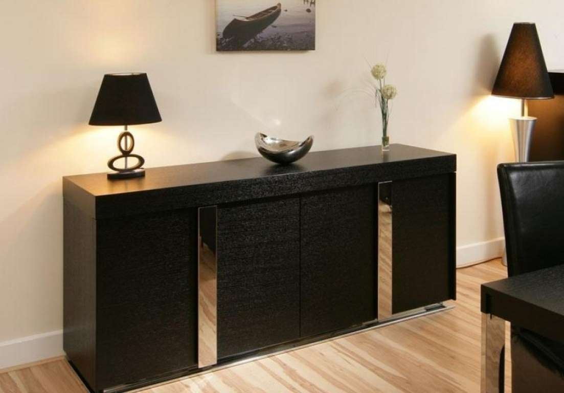 Cabinet : Enjoyable Antique Oak Sideboards And Buffets Bright In Trendy Sideboards (View 20 of 20)