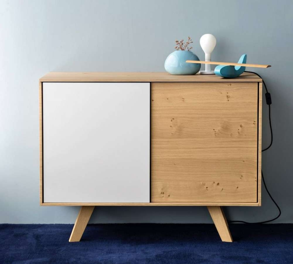 Calligaris Adam Sideboard | Cs/6052 1 | Cs/6052 2 – Design Icons Regarding Quirky Sideboards (View 5 of 20)