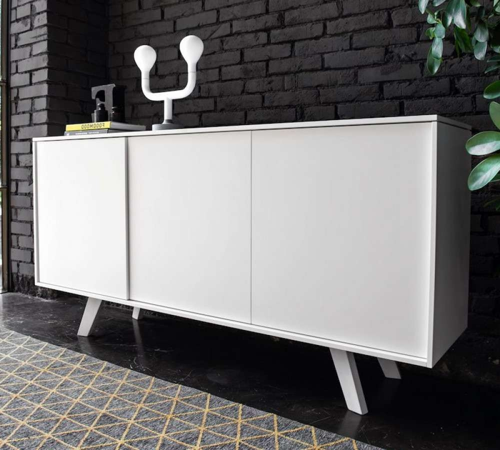 Calligaris Adam Sideboard | Cs/6052 3 – Design Icons Throughout Quirky Sideboards (View 17 of 20)