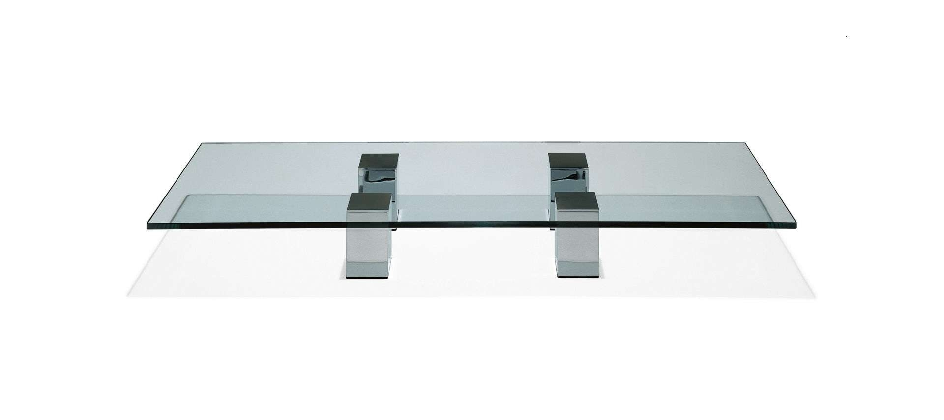 Captivating Low Glass Coffee Table Square – Low Glass Coffee Table Pertaining To Favorite Low Level Coffee Tables (View 4 of 20)
