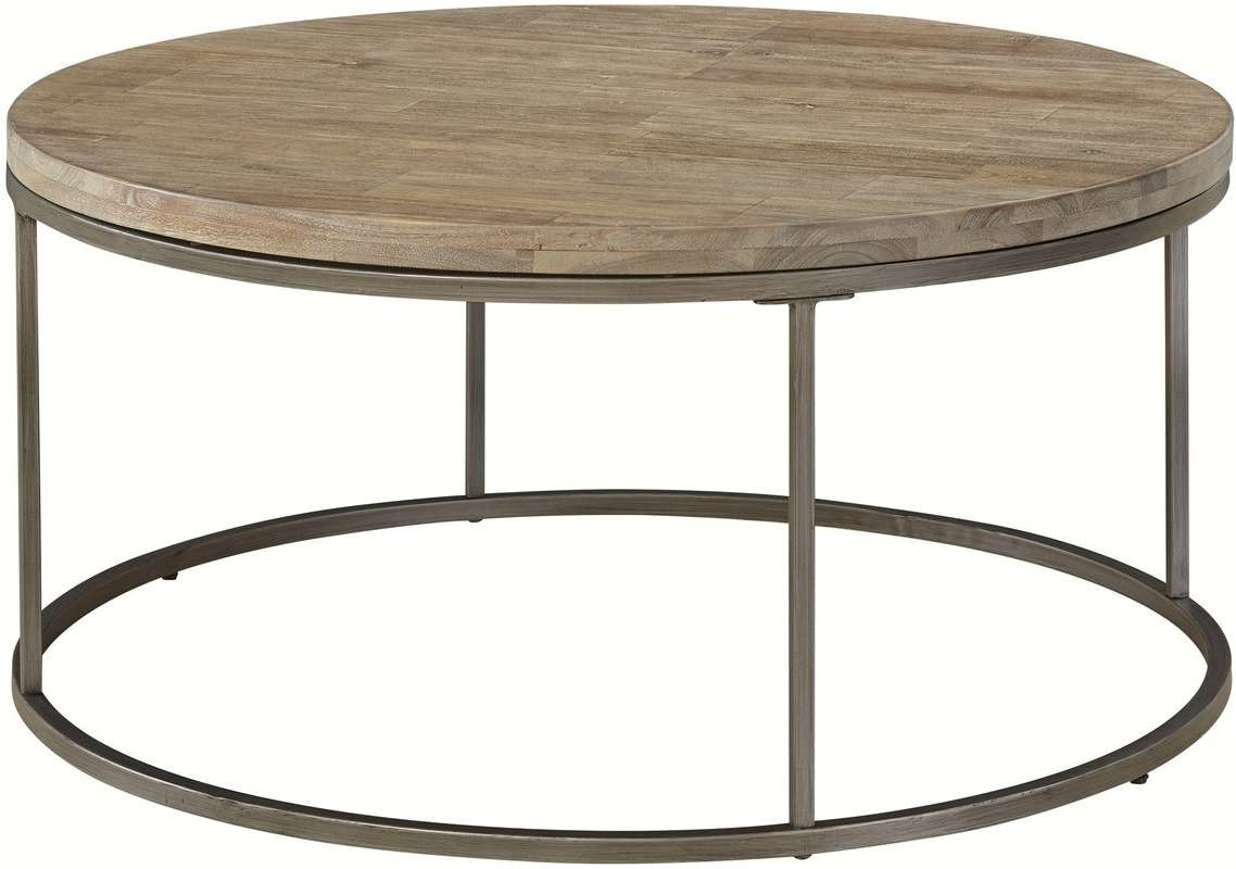 Carlsen Round Coffee Table & Reviews (View 4 of 20)