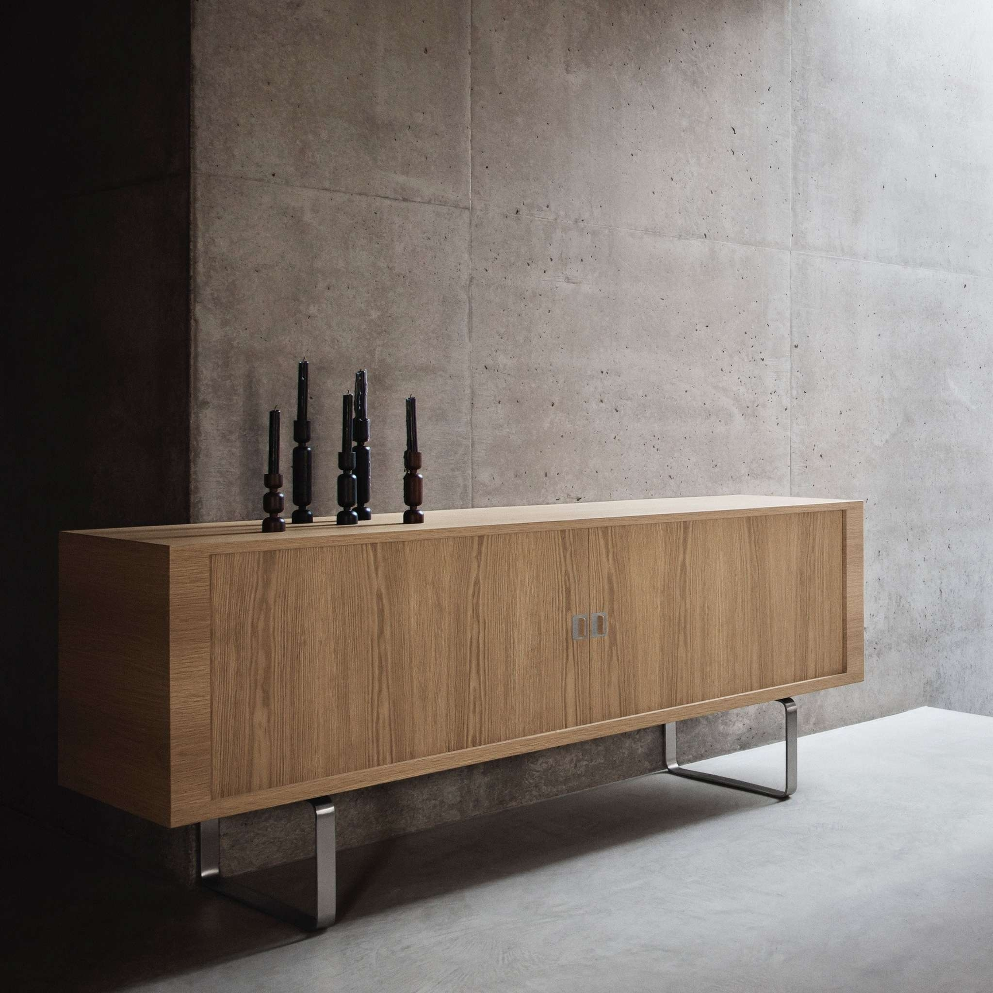 Ch825 Credenza Sideboardcarl Hansen & Søn — Haus® Pertaining To Credenza Sideboards (View 4 of 20)