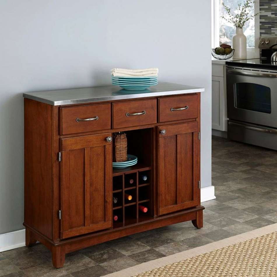 Cherry Sideboards And Buffets | Chair (View 3 of 20)