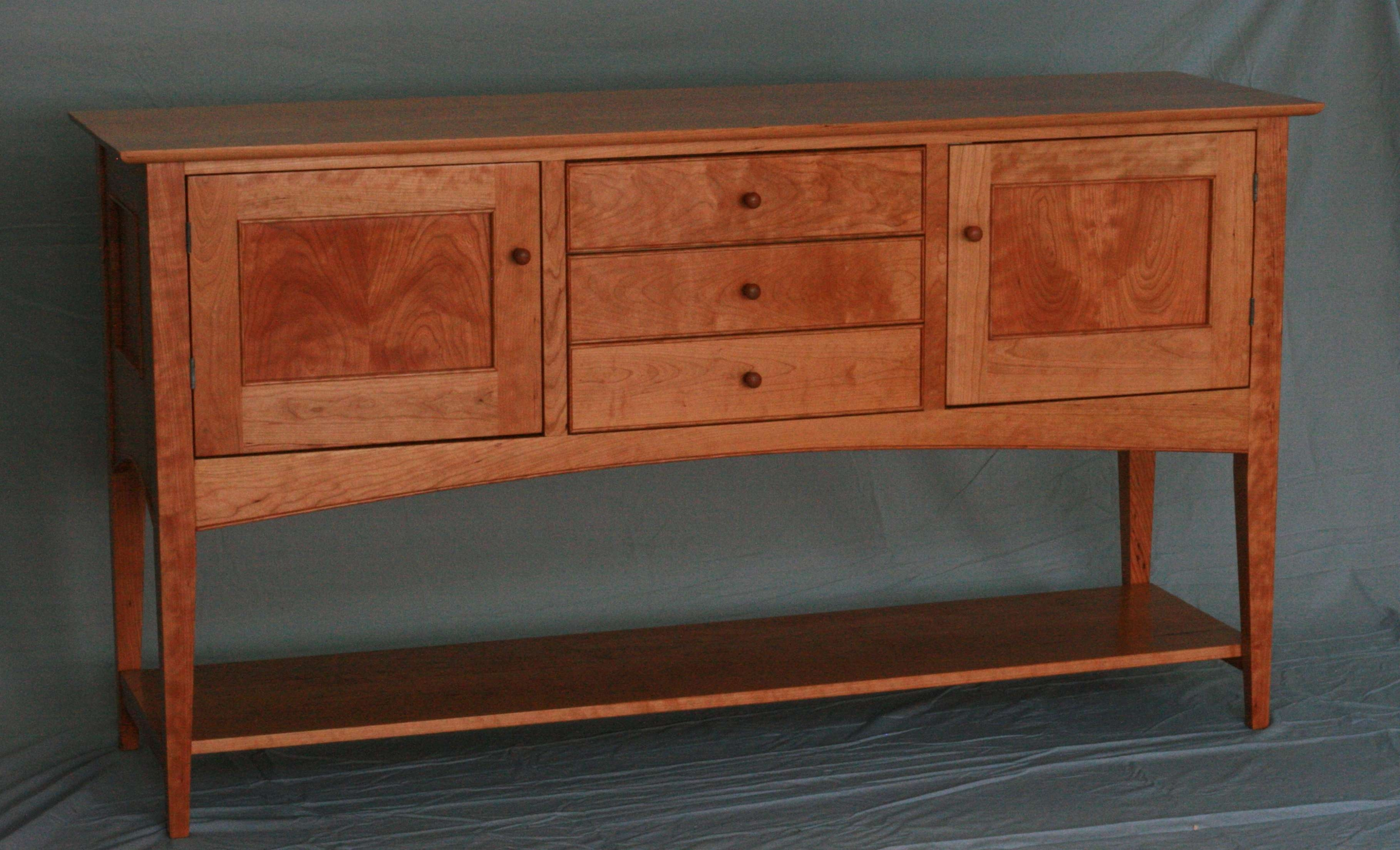 Cherry Sideboards And Buffets   Chair (View 4 of 20)