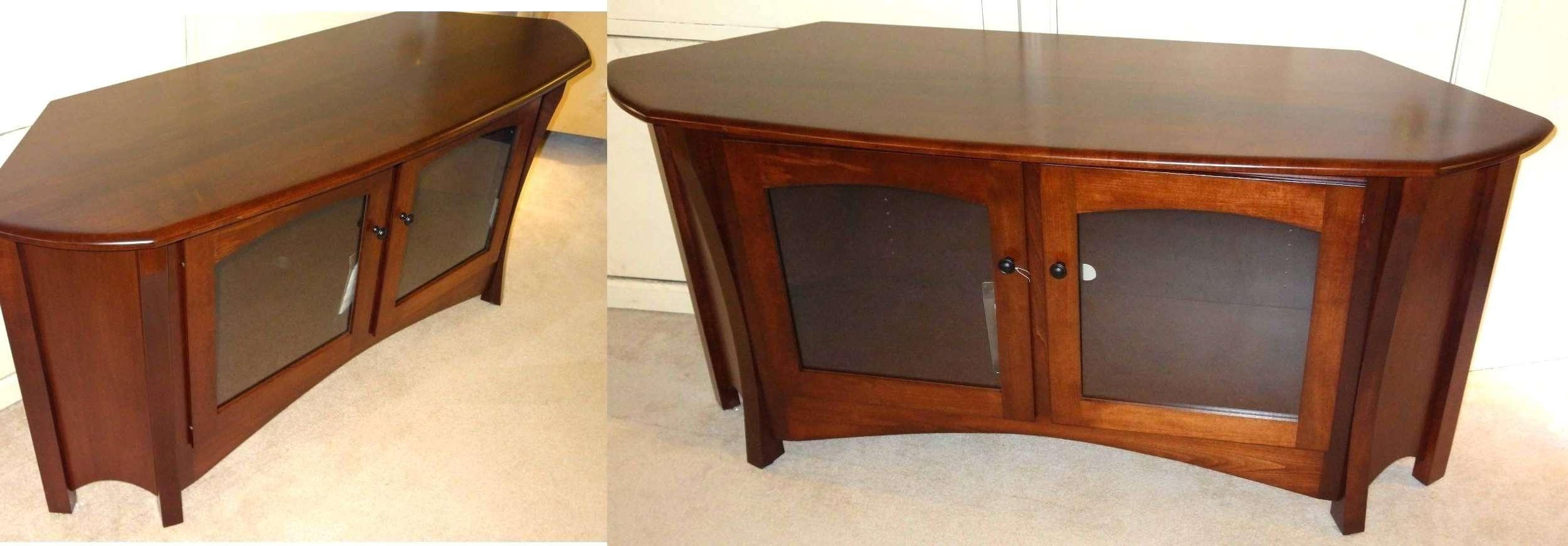 Cherry Wood Corner Tv Cabinet • Corner Cabinets For Cherry Wood Tv Cabinets (View 10 of 20)