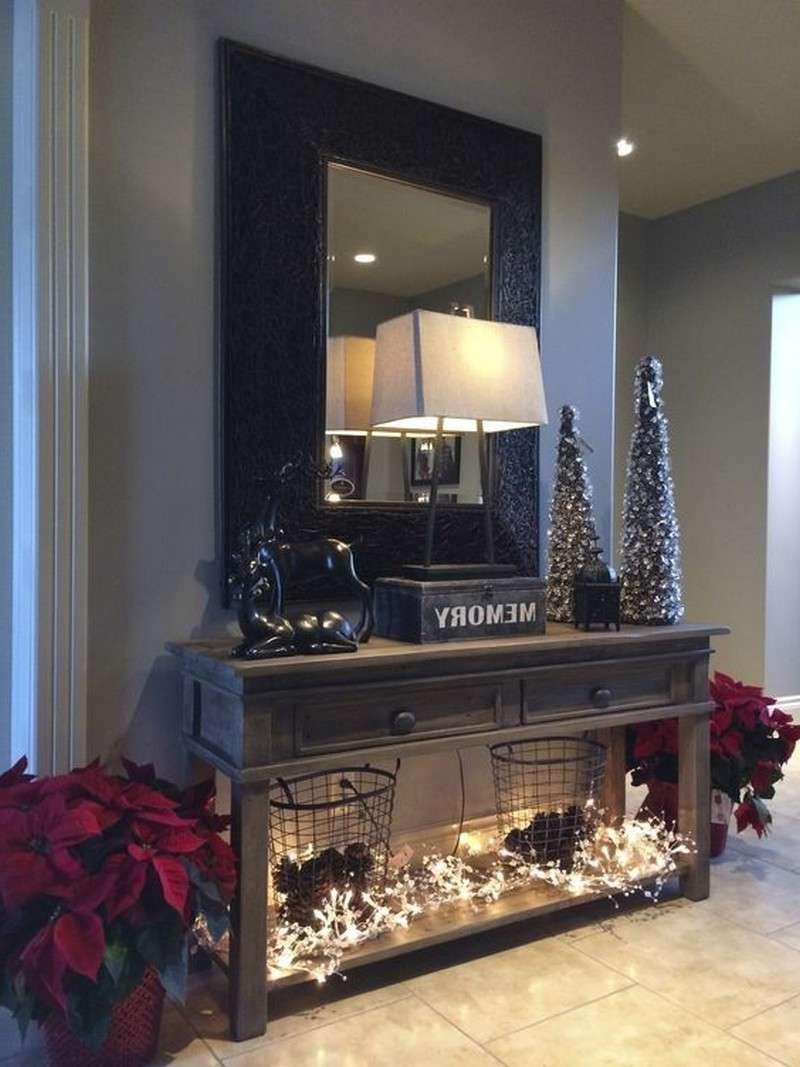 Christmas Decoration: The Best Sideboards For The Holidays In Sideboards Decors (View 14 of 20)