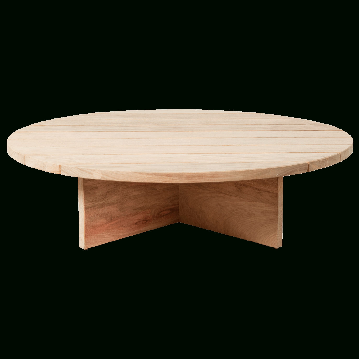 Chunky Coffee Table Round – Robert Plumb Store Intended For Recent Chunky Coffee Tables (View 3 of 20)