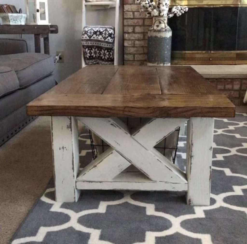 Featured Photo of Chunky Coffee Tables