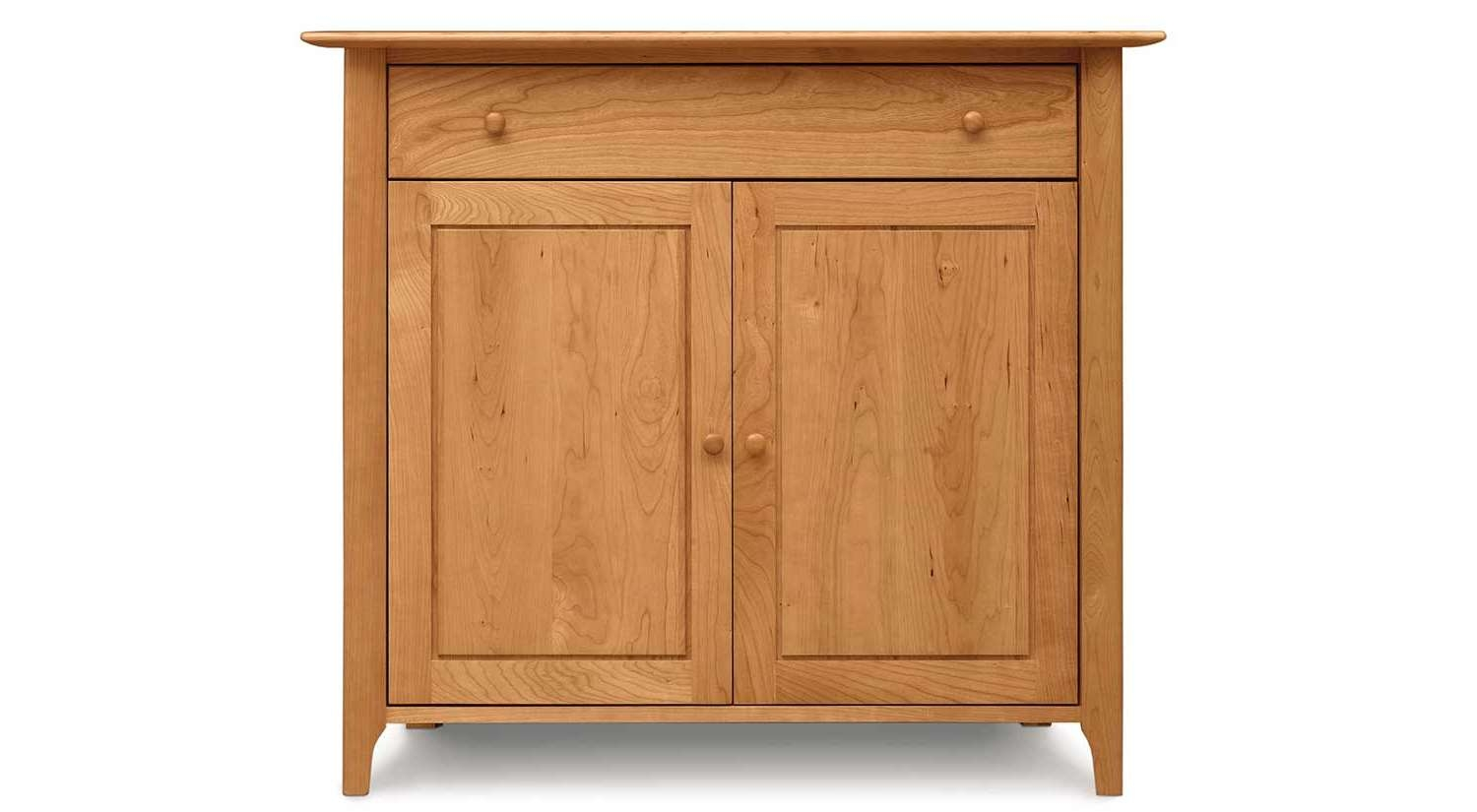Circle Furniture – Sarah Small Buffet | Cherry Buffet | Dining Throughout Narrow Kitchen Sideboards (View 1 of 20)