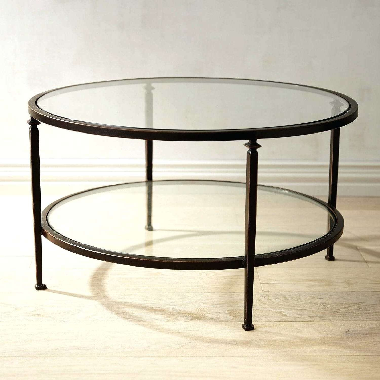 Glass Coffee Tables Nz: Round Coffee Table Nz