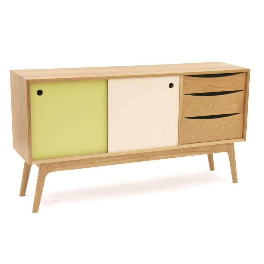 Classic Mid Century Sideboard With Drawersjames Design Intended For Retro Sideboards (View 1 of 20)