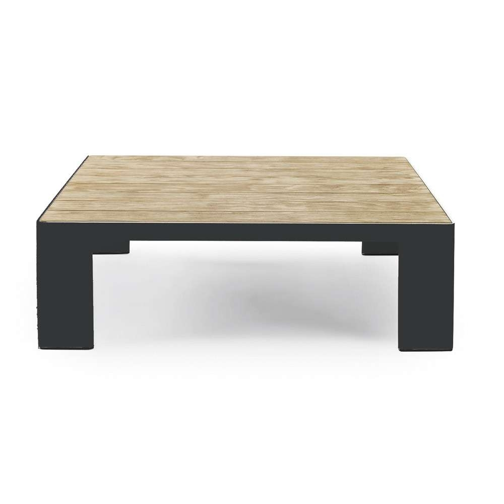 Coffee Table 2017 Popular Large Low Wood Coffee Tables Square With Regard To Current Large Square Low Coffee Tables (View 2 of 20)