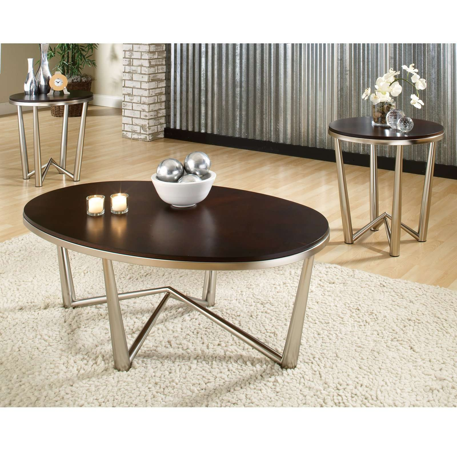 Coffee Table : 3 Coffee Table Set My Existing Coffee Table In Regarding 2017 Coffee Tables With Oval Shape (View 14 of 20)