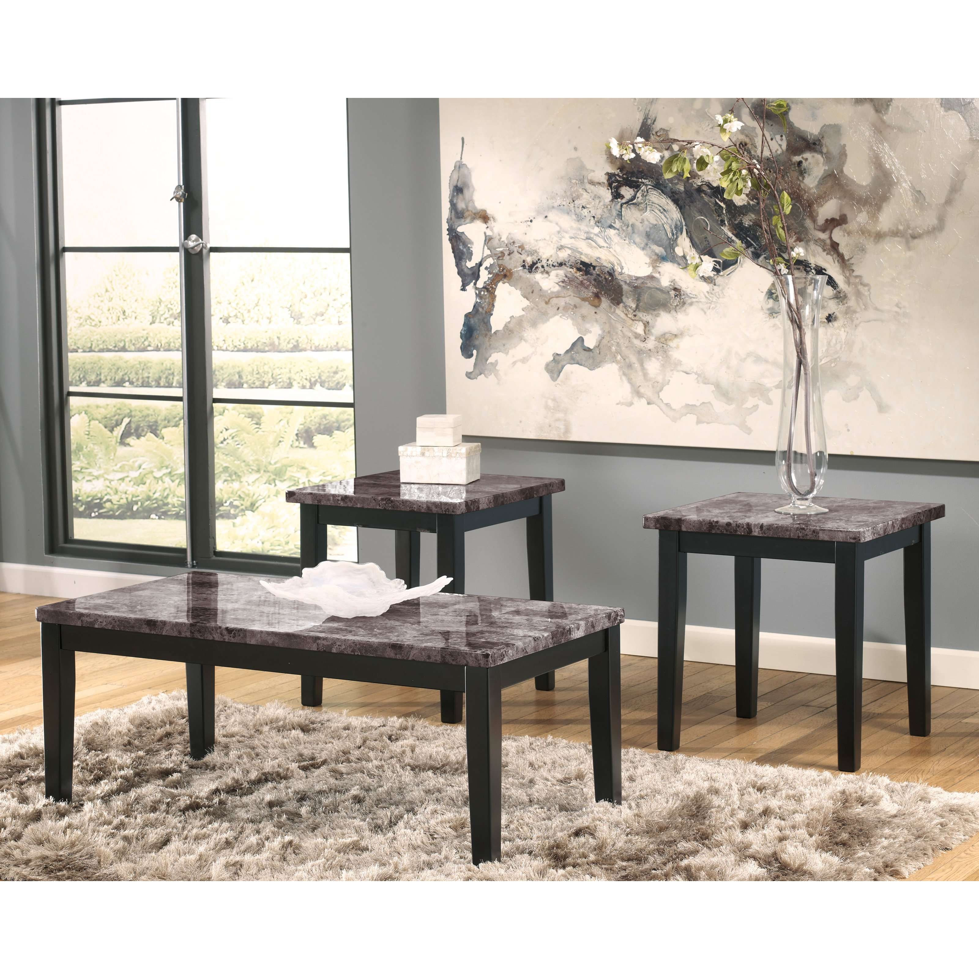 Coffee Table : Amazing Coffee Table Ashley Ashley Furniture Coffee Regarding 2018 Grey Coffee Table Sets (View 4 of 20)