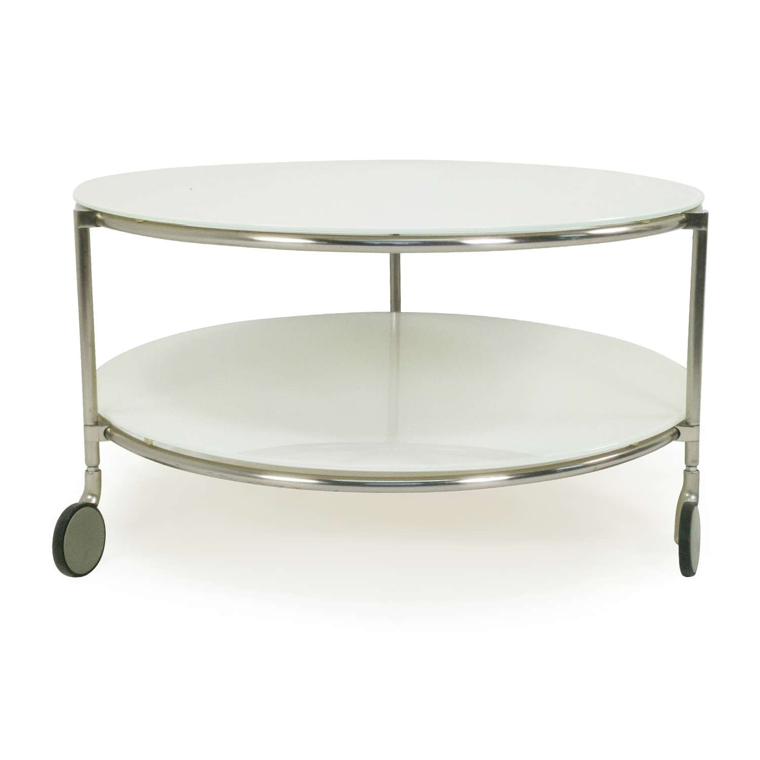 20 Best Collection of Glass Coffee Tables With Casters