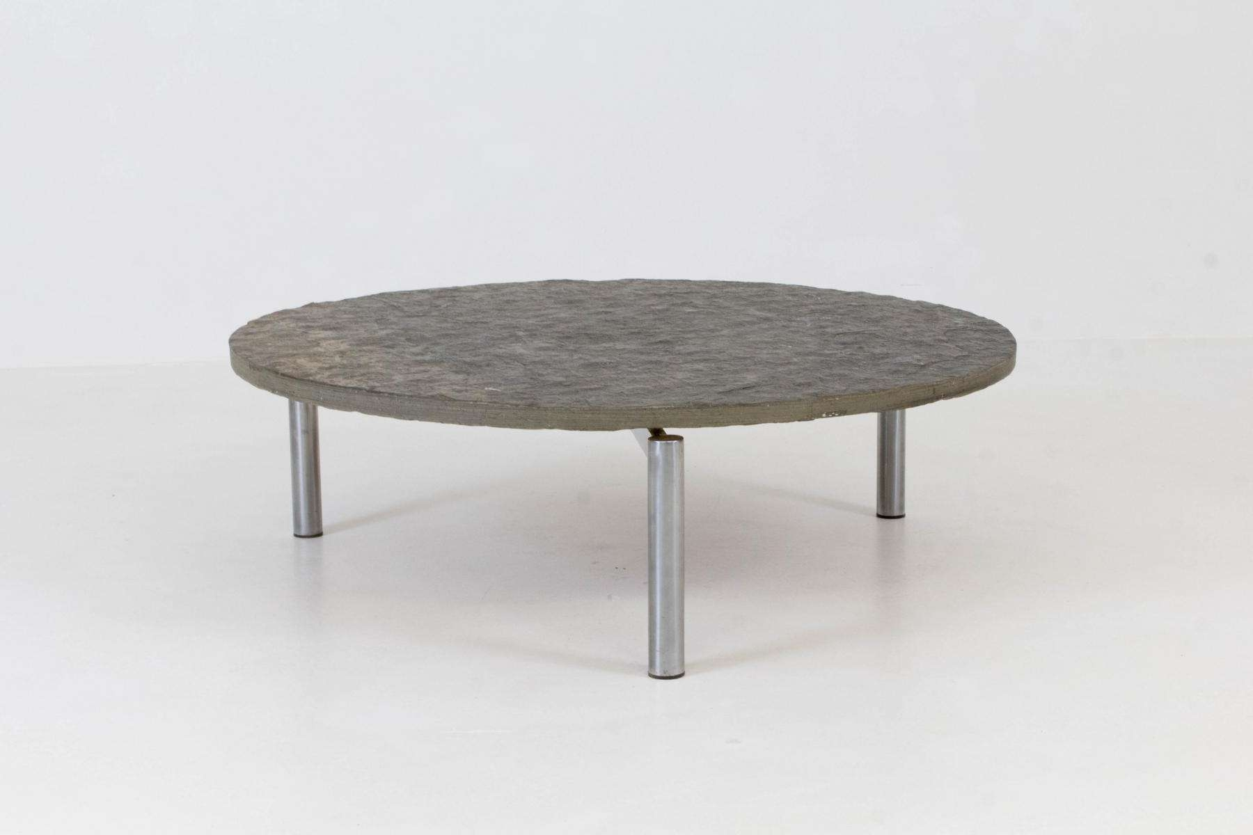 Coffee Table Amazing Slate Top Coffee Table Designs Hd Wallpaper Within Widely Used Round Slate Top Coffee Tables (View 9 of 20)