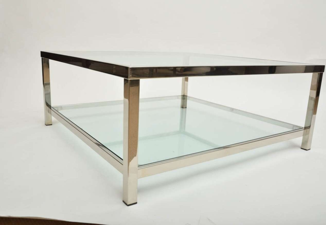 Coffee Table : Antique Glass Pottery Barn Coffee Tables Dramatic Pertaining To Most Recent Antique Glass Pottery Barn Coffee Tables (View 8 of 20)