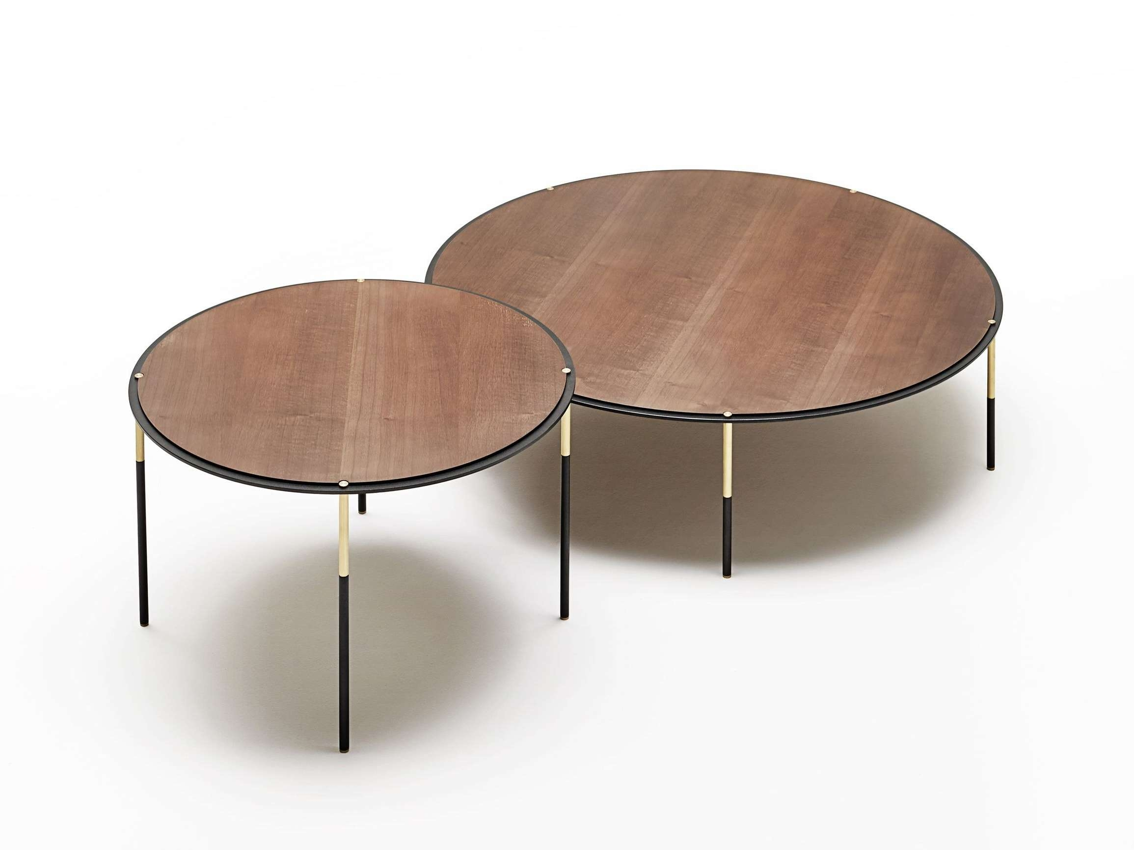 Coffee Table : Awesome Brass Glass Table Round Coffee Table Round Regarding Well Liked Oversized Round Coffee Tables (View 9 of 20)