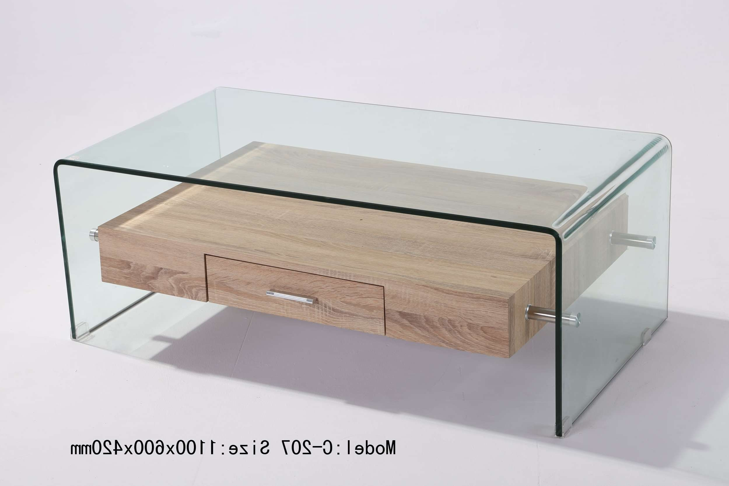 Coffee Table : Awesome Glass Side Table Folding Coffee Table Low Regarding Favorite Curved Glass Coffee Tables (View 8 of 20)