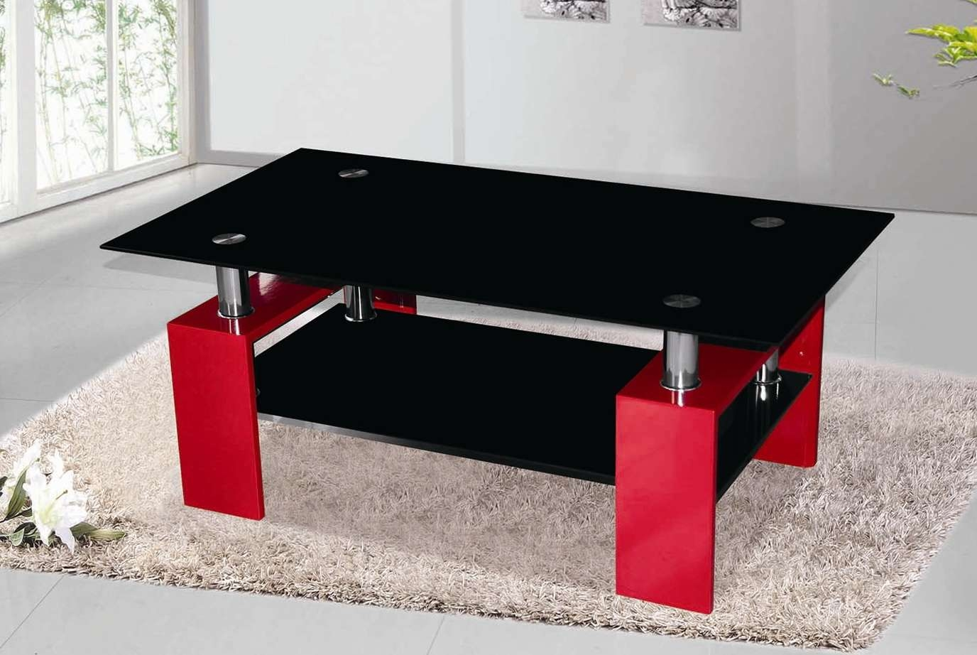 Coffee Table: Baffling Red Coffee Tables Decorating Ideas Dark Red Regarding Most Popular Red Coffee Tables (View 4 of 20)