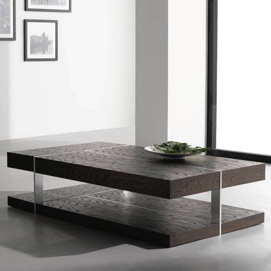 Coffee Table : Black Modern Coffee End Tables Tablesc Shaped Table For Most Current Stylish Coffee Tables (View 3 of 20)