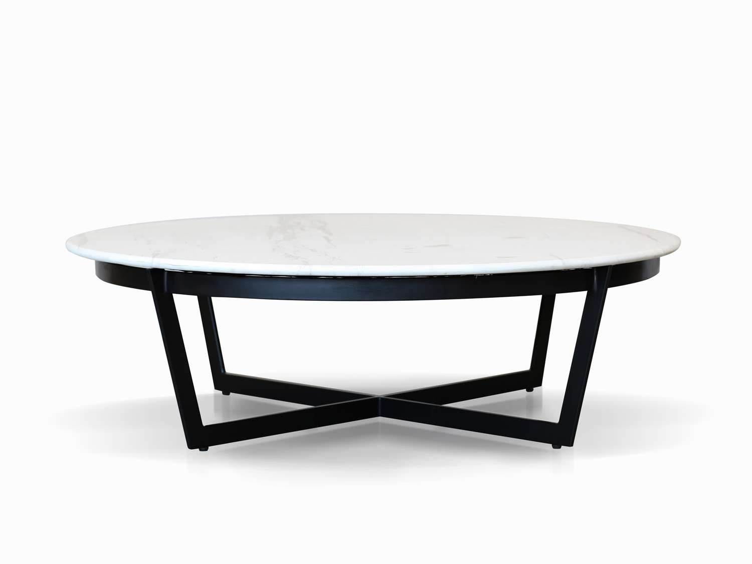 Coffee Table, Caridad Round Marble Coffee Table Contemporary Within Famous Marble Round Coffee Tables (View 7 of 20)