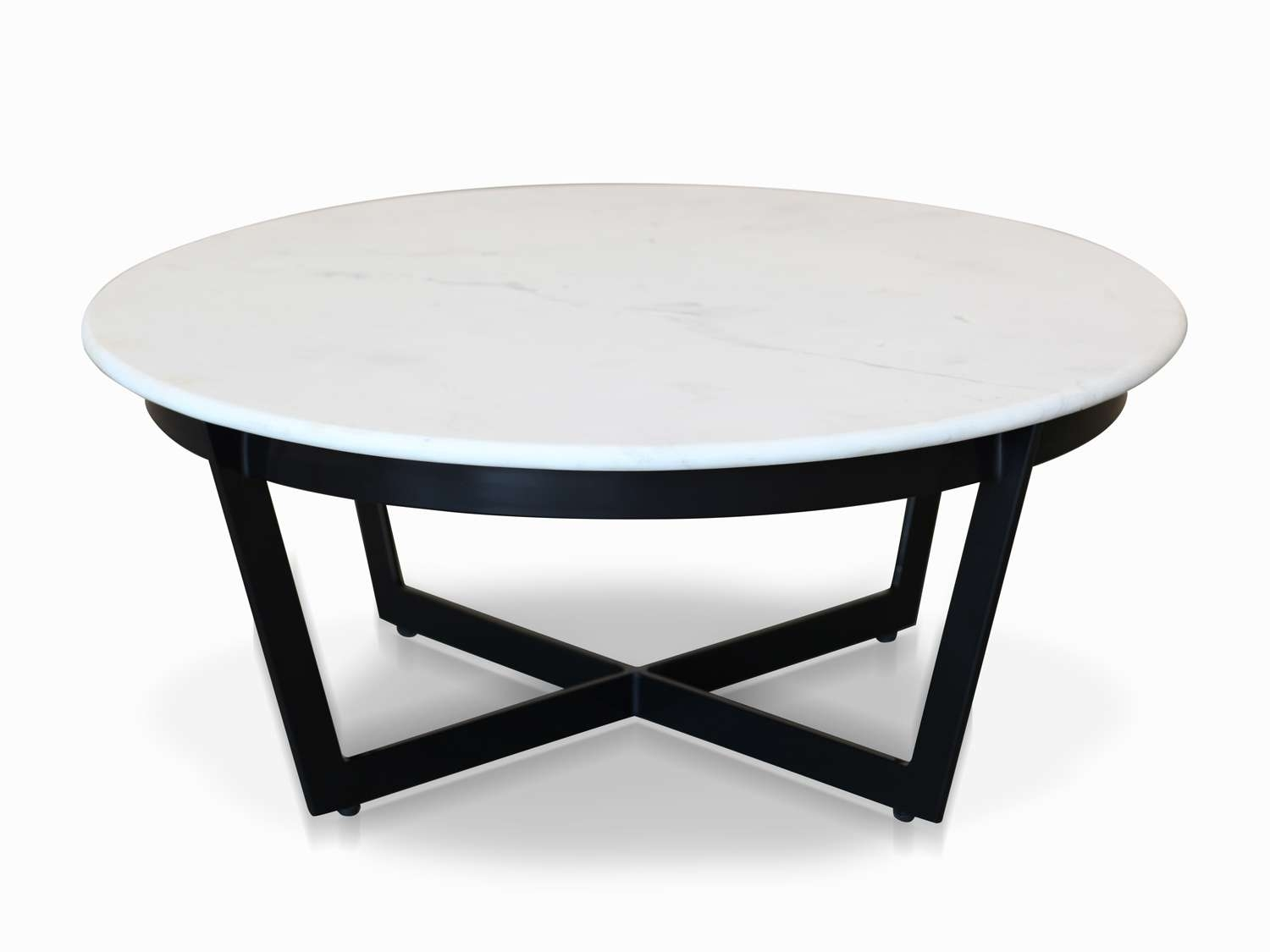 Coffee Table : Coffee Table Round Marble Carrara White Tableround Throughout Most Current White Marble Coffee Tables (View 5 of 20)