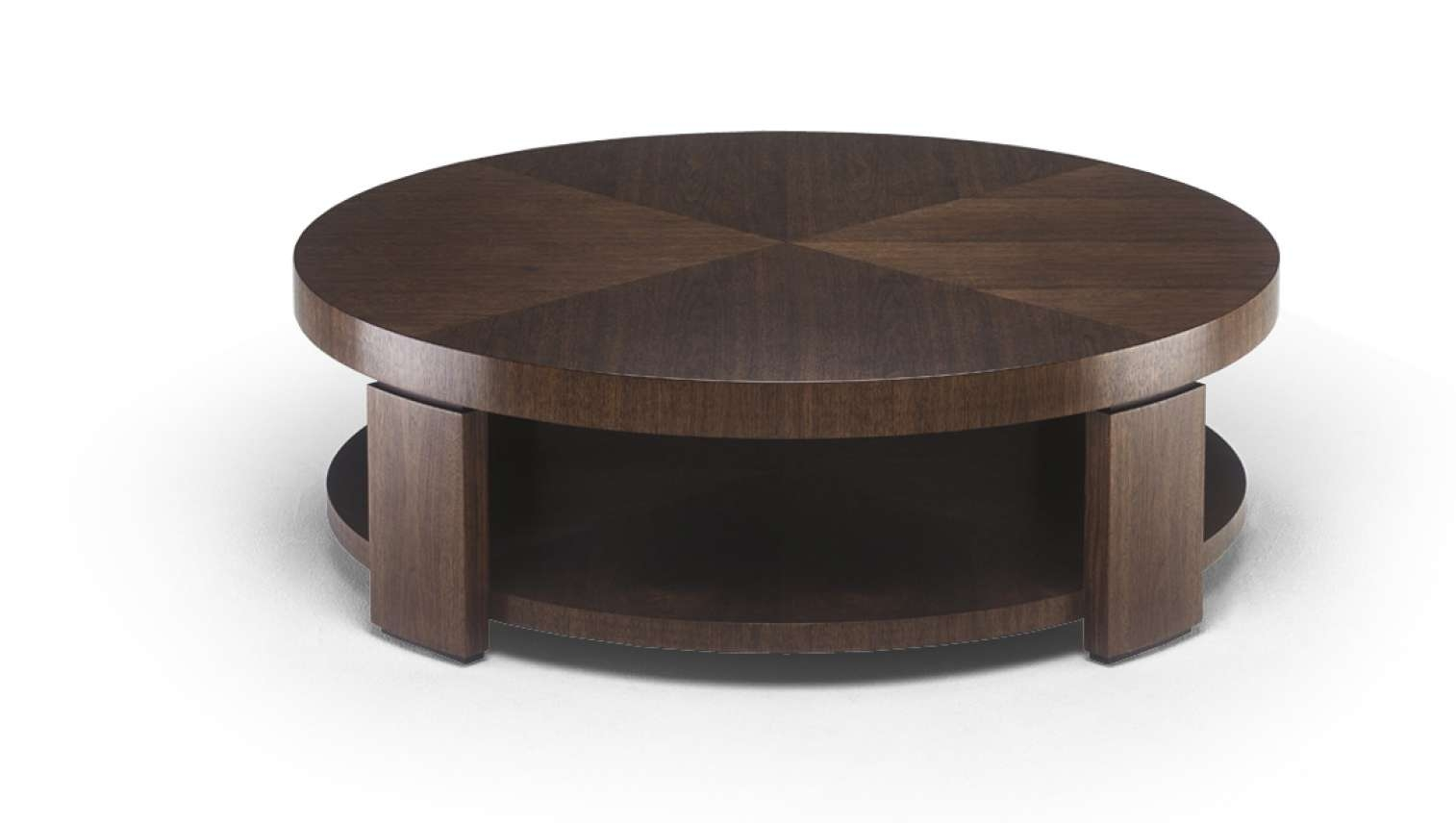 Coffee Table : Coffee Table Striking Dark Wood Images Ideas Glass With Regard To Best And Newest Dark Wood Round Coffee Tables (View 18 of 20)