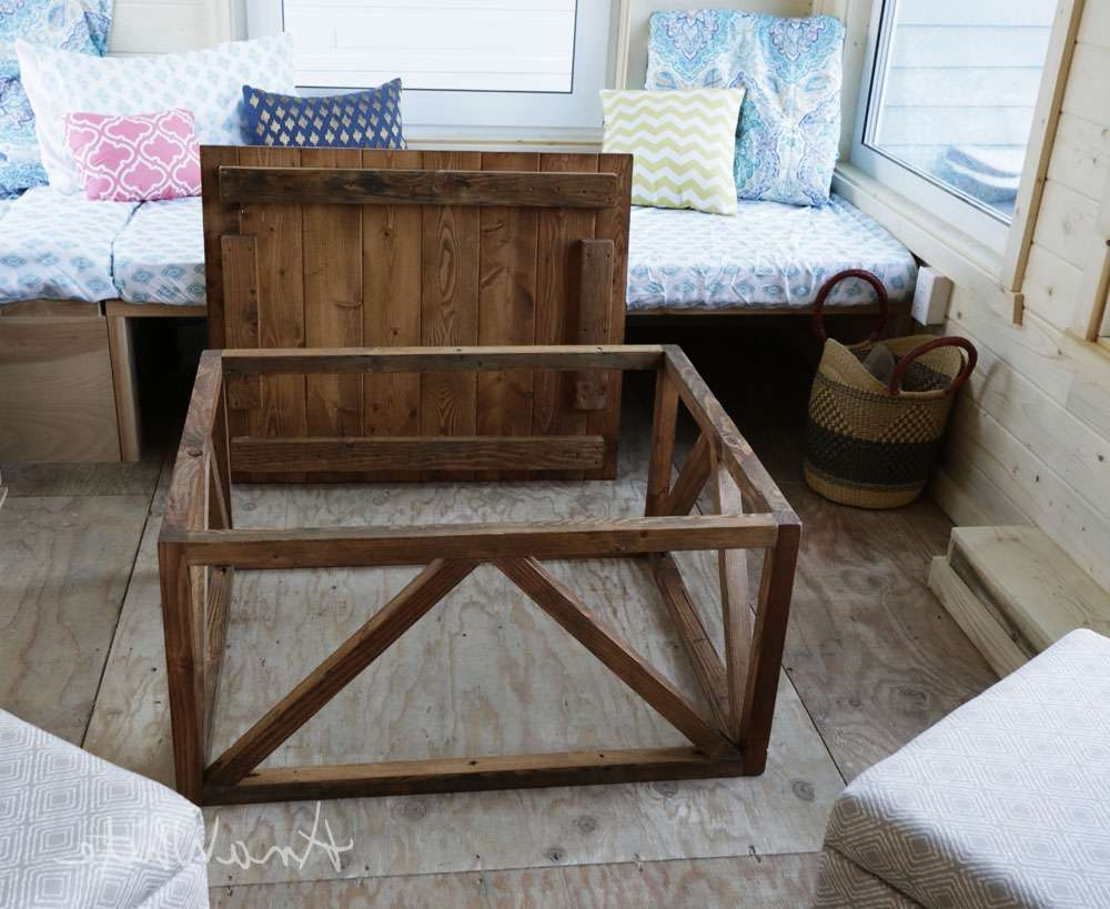 Coffee Table Converts To Dining Table From Wild Rose (View 3 of 20)