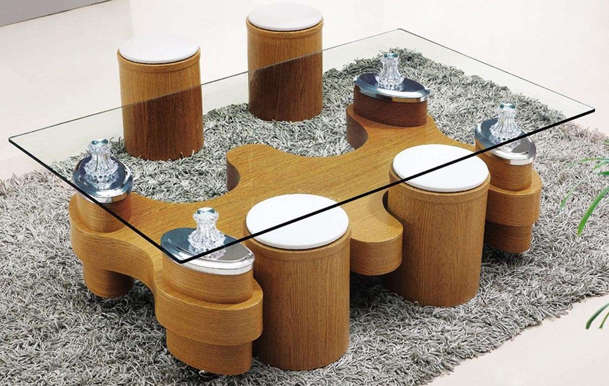 Coffee Table Design Ideas (View 10 of 20)