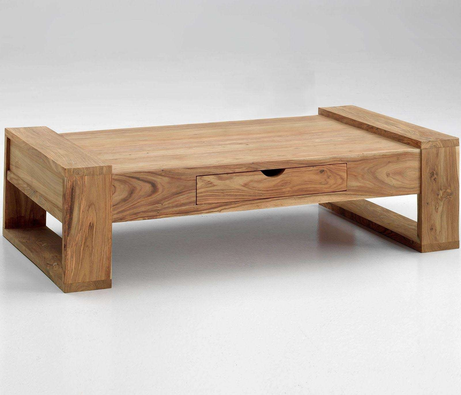 Coffee Table Design Ideas Throughout Best And Newest Low Wood Coffee Tables (View 7 of 20)
