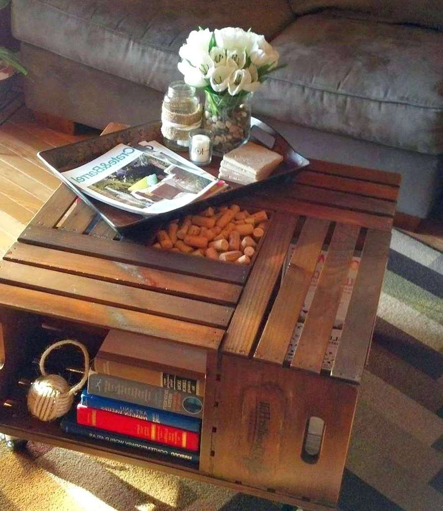 Coffee Table : Diy Coffee Table With Glass Top Small Coffee Table Intended For Well Liked Unusual Coffee Tables (View 2 of 20)