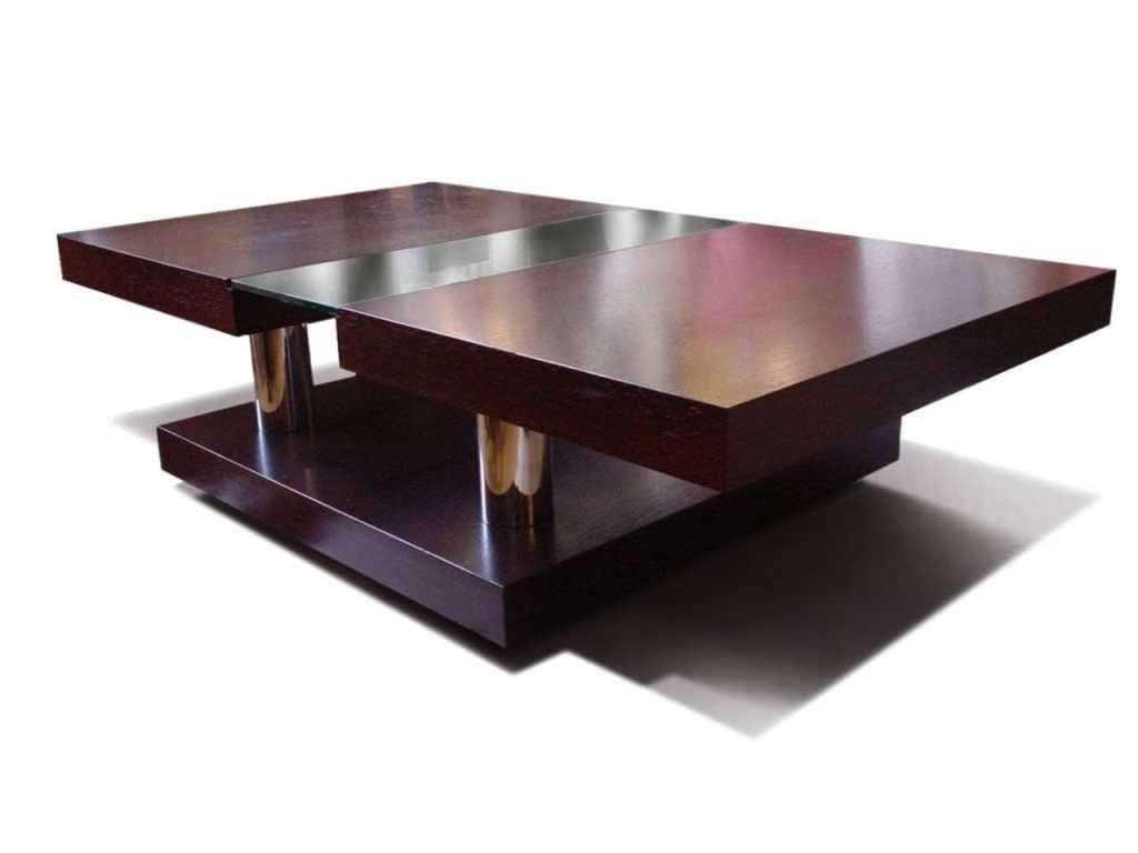 Coffee Table : Get Stylish Living Rooms With Square Coffee Tables Pertaining To Preferred Stylish Coffee Tables (View 5 of 20)