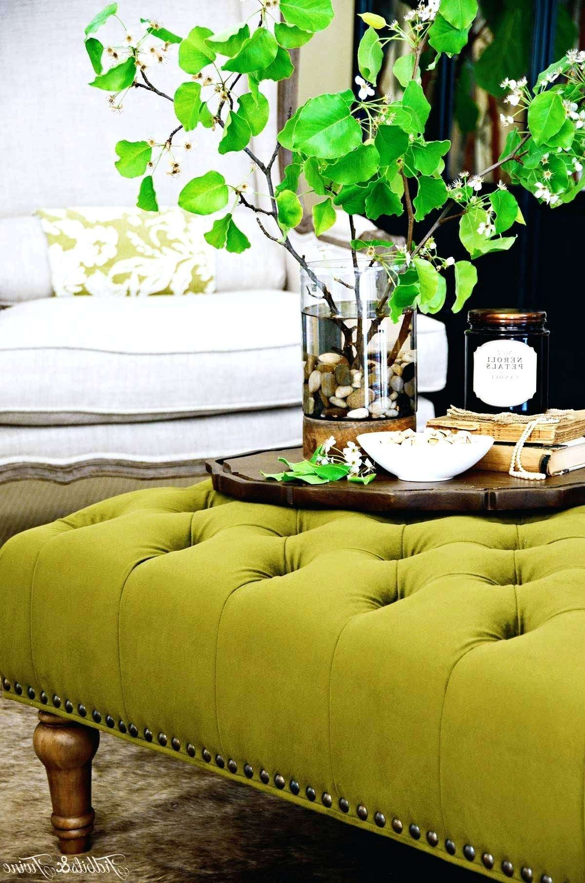 Featured Photo of Green Ottoman Coffee Tables