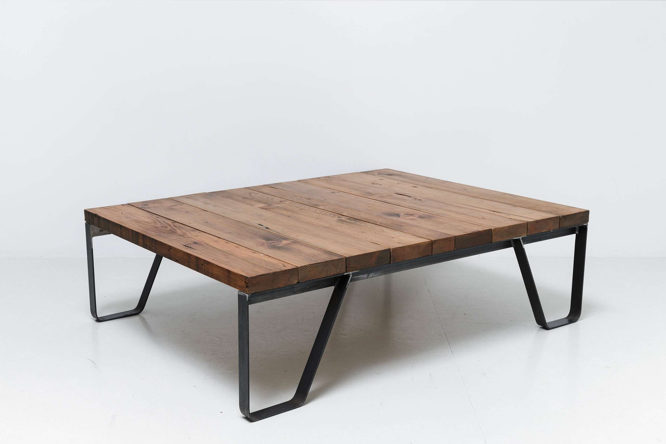 Coffee Table, Hand Made Coffee Table, Industrial Table, Industrial Within Recent Industrial Coffee Tables (View 4 of 20)