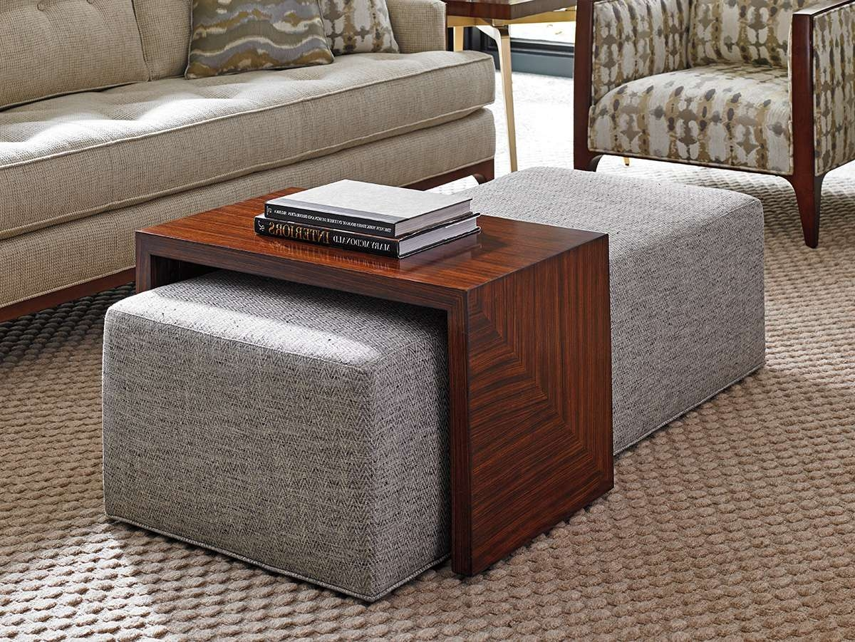 Coffee Table : Hotoman Coffee Table Pictures Inspirations In Latest Footstool  Coffee Tables (Gallery 4