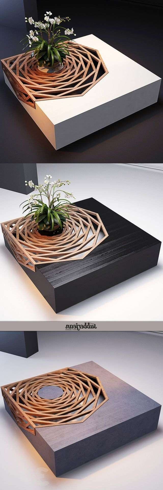 Coffee Table Intended For Favorite Odd Shaped Coffee Tables (View 9 of 20)