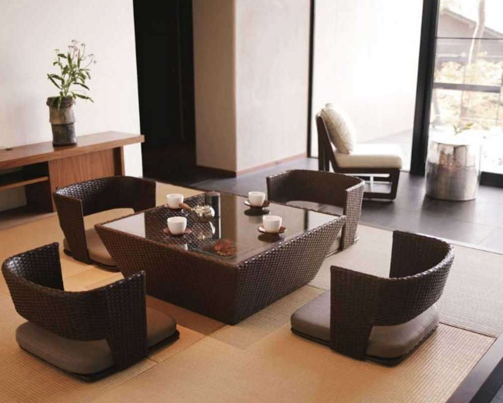 Coffee Table : Japanese Style Coffee Table Furniture Low Tables With Regard To Most Recent Low Japanese Style Coffee Tables (View 3 of 20)