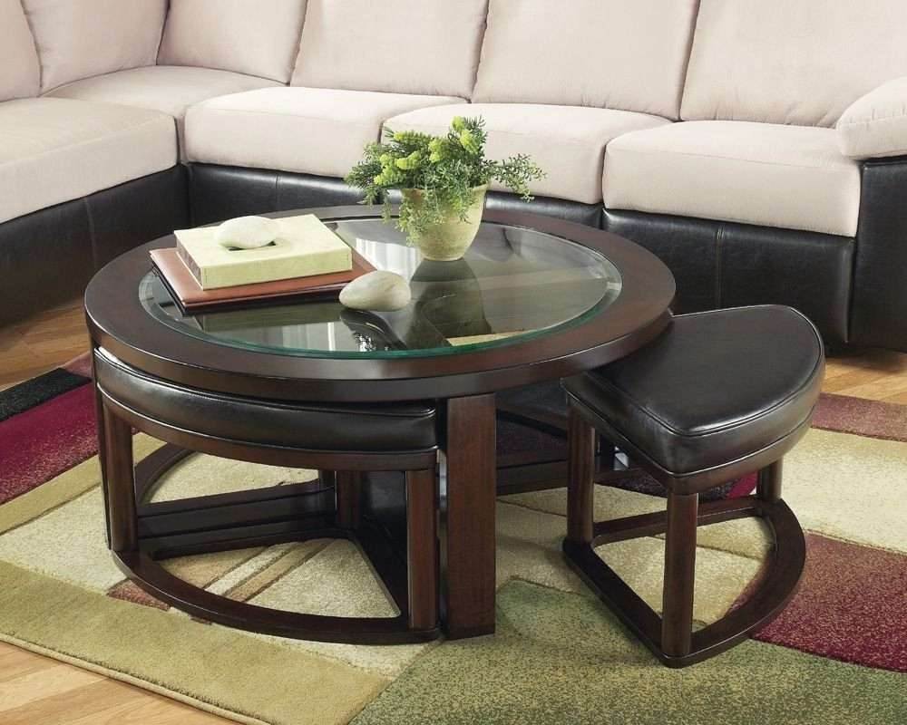 Coffee Table Living Room Black Wood Glass Top Square Coffee Table With Most Popular Big Black Coffee Tables (View 16 of 20)