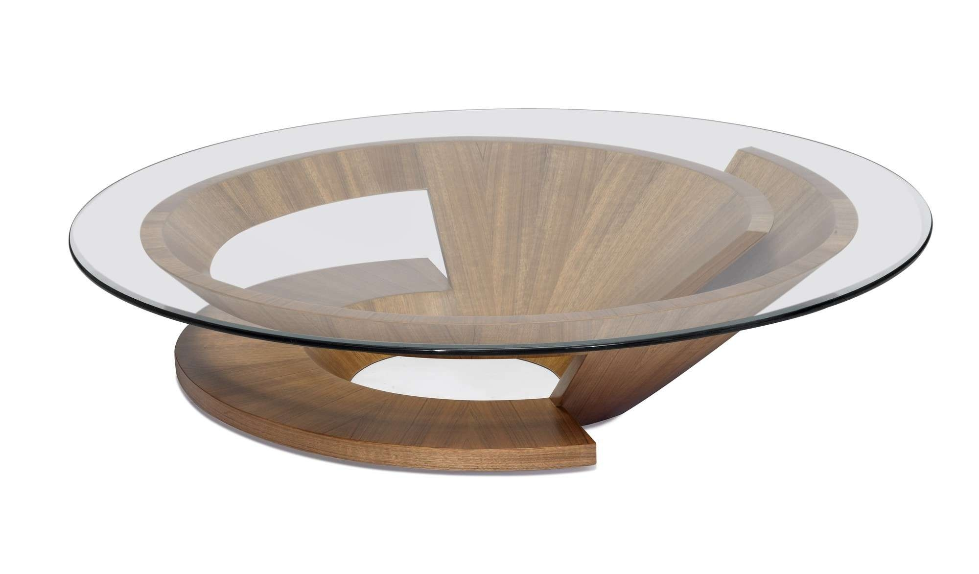 Coffee Table : Marvelous Black Coffee Table Curved Glass Coffee Regarding Most Recently Released Red Round Coffee Tables (View 5 of 16)