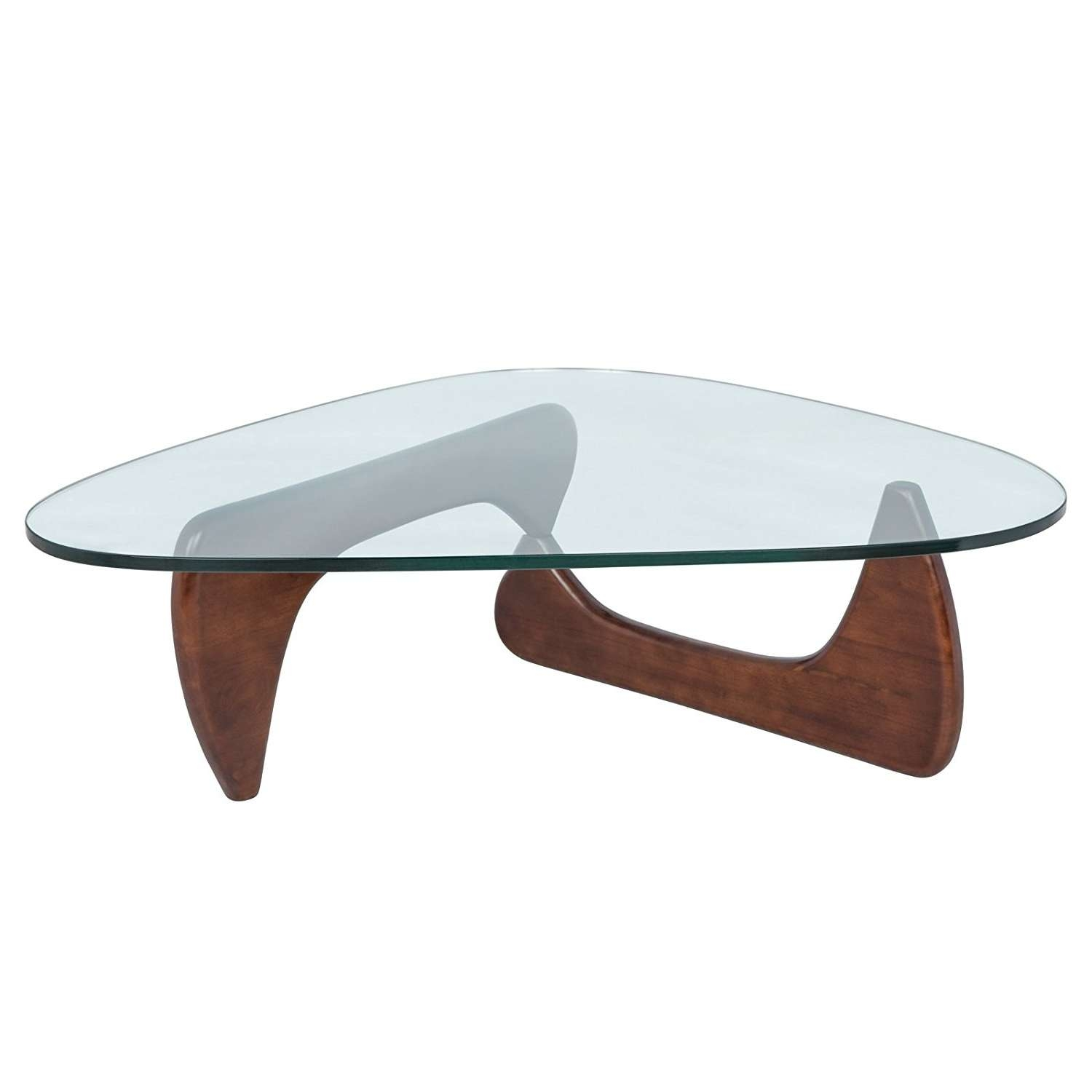 Coffee Table : Marvelous Black Coffee Table Curved Glass Coffee Regarding Well Known Retro Glass Coffee Tables (View 6 of 20)