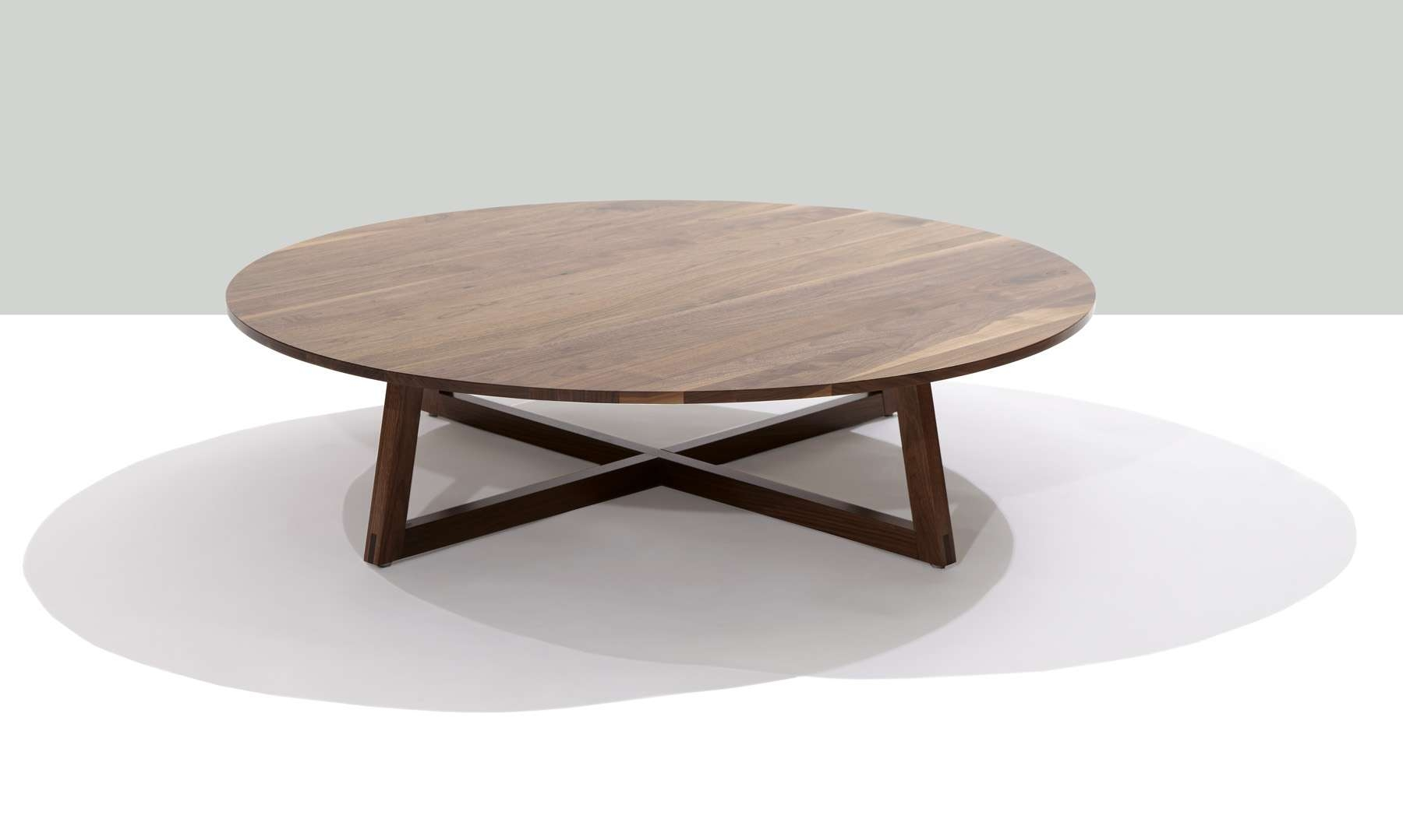 Coffee Table : Marvelous Small Round Glass Coffee Table Chrome Within Preferred Round Red Coffee Tables (View 5 of 20)