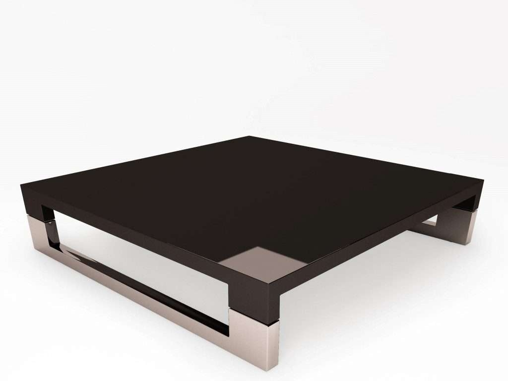 Coffee Table : Modern Square Coffee Table Luxury Living Room Glass Inside Current Square Coffee Table Modern (View 9 of 20)