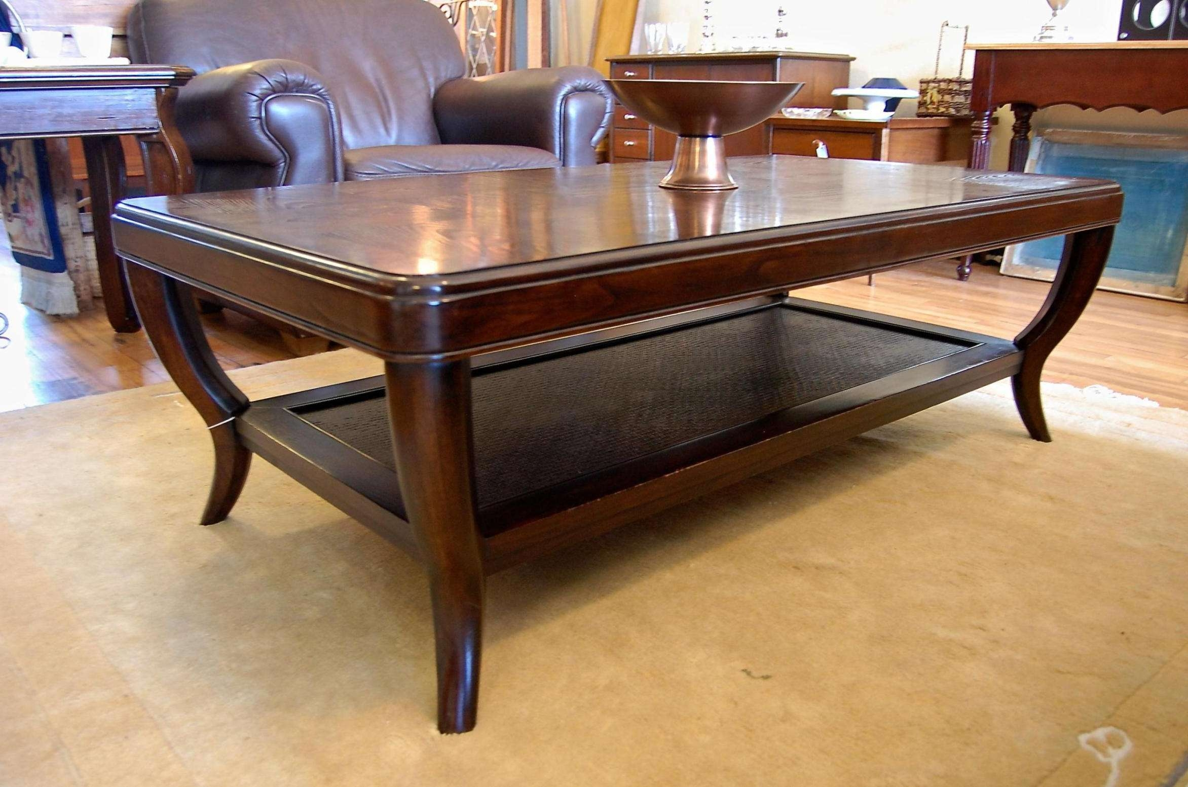 Coffee Table: Oversized Coffee Table Large Wood Coffee Tables Throughout Most Current Large Wood Coffee Tables (View 6 of 20)