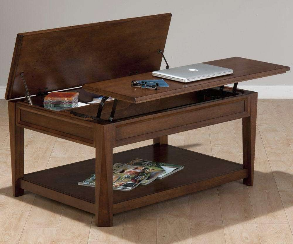 Coffee Table, Pop Up Coffee Table Ikea Lift Top Coffee Table With Regard To 2018 Pop Up Top Coffee Tables (View 3 of 20)