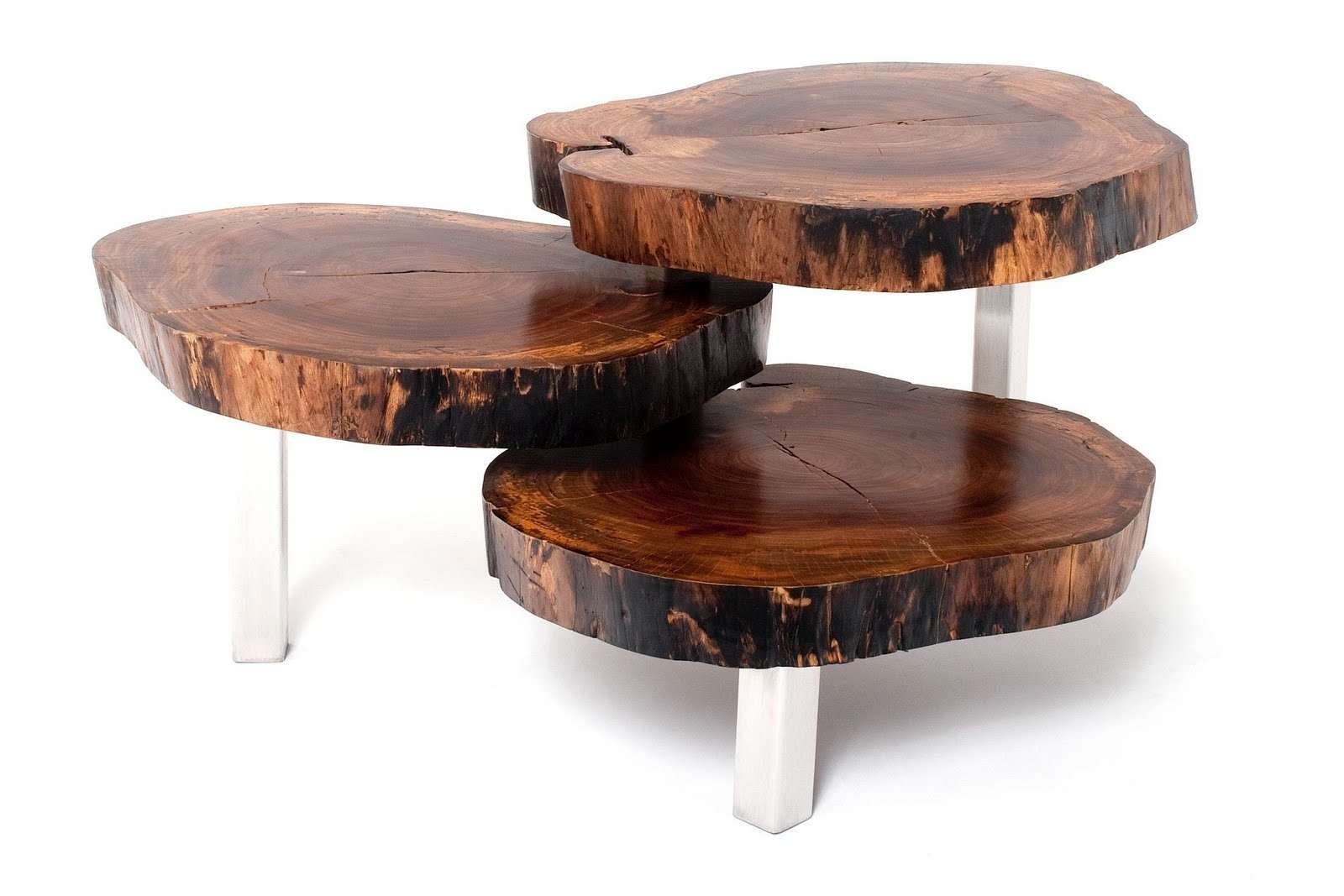 Coffee Table : Remarkable Unique Wood Coffee Tables Pictures Intended For 2018 Unusual Wooden Coffee Tables (View 5 of 20)
