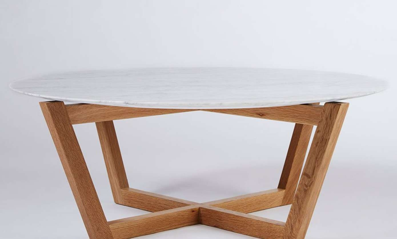 Coffee Table : Round Oak Coffee Table Perfect Shropshire Round Oak With Regard To Trendy Oak And Glass Coffee Tables (View 17 of 20)
