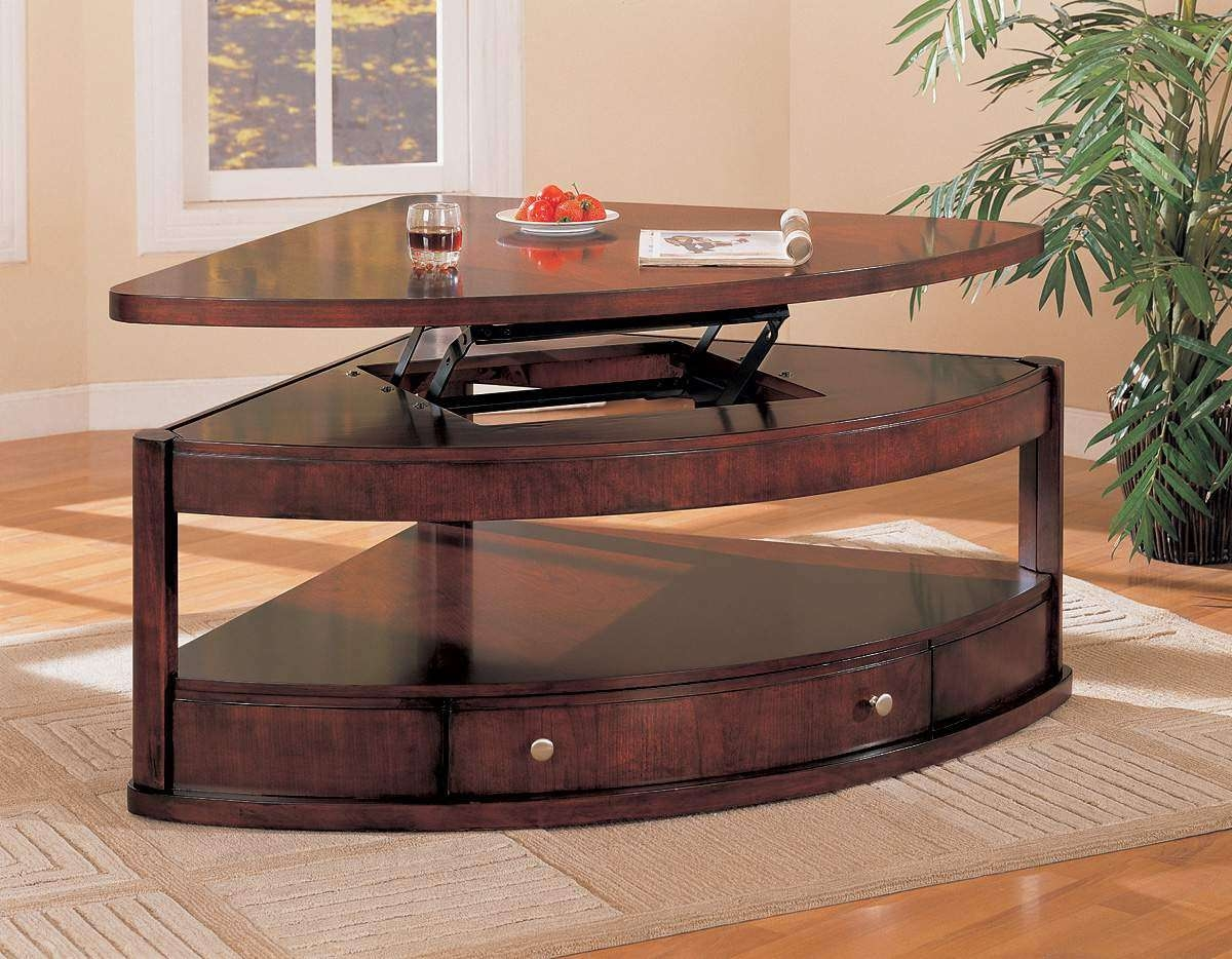 Coffee Table Rounded Corners New Coffee Table Adorable Square In Most Recently Released Coffee Tables With Rounded Corners (View 13 of 20)