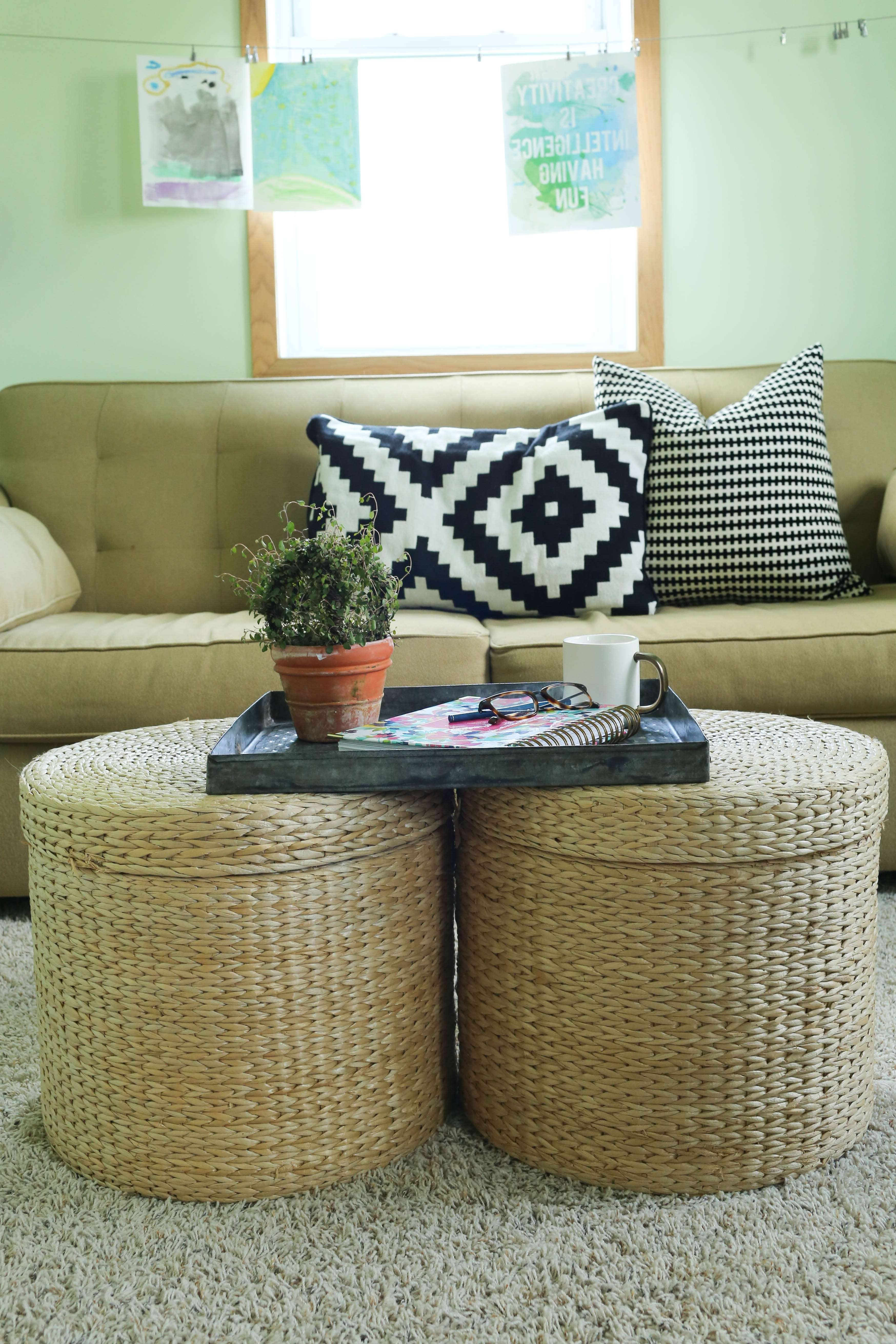Coffee Table Solution – Small Spaces With Regard To Well Known Space Coffee Tables (View 6 of 20)